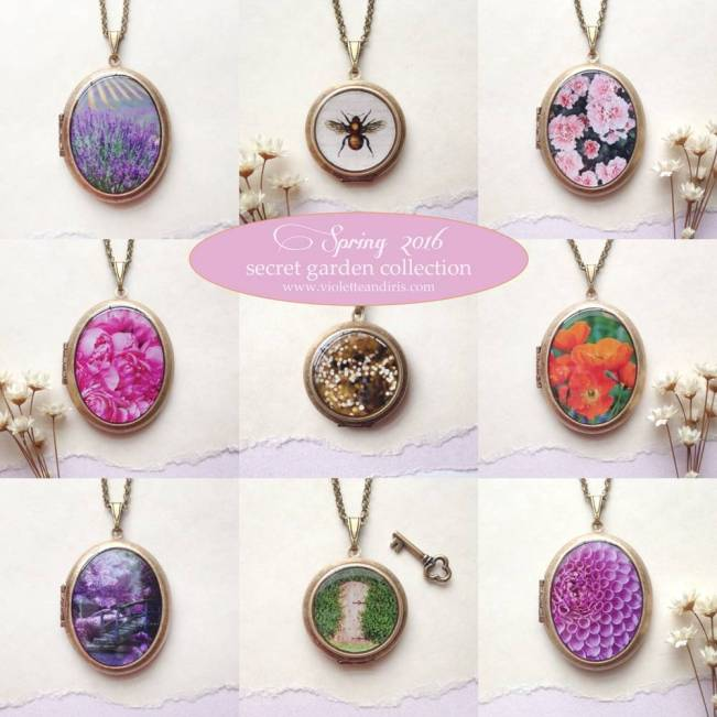 Spring Locket Collection 2016