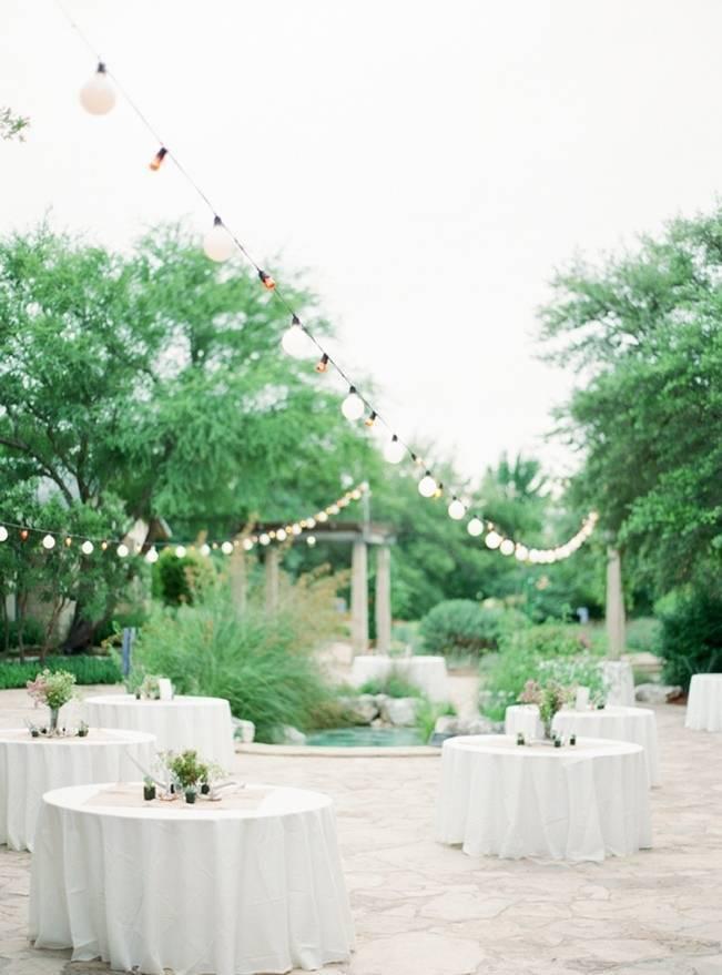 Organic Blush Wedding at The LBJ Wildflower Center in Austin, TX 21