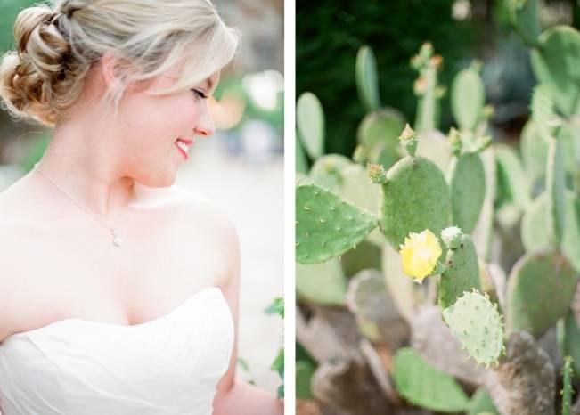 Organic Blush Wedding at The LBJ Wildflower Center in Austin, TX 8