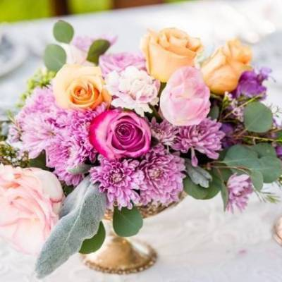 Sweet Summer Blossoms Styled Wedding Shoot