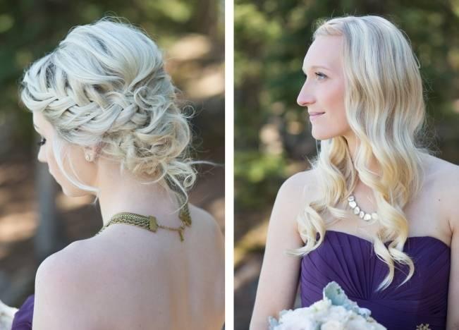 Plum & Nude Rustic Mountain Wedding - Melanie Bennett Photography 8