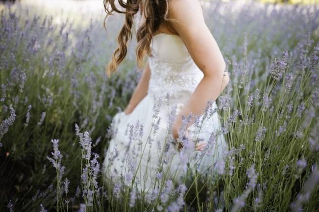 Anna Campbell's Intimate Rustic Wedding 10
