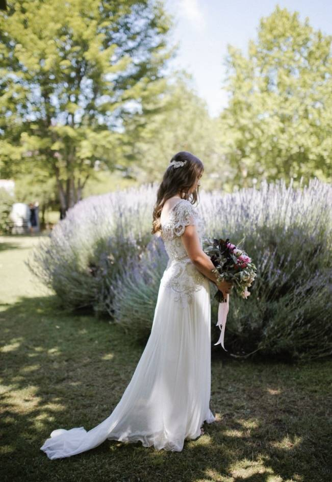 Anna Campbell's Intimate Rustic Wedding 11