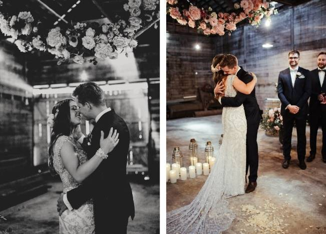 Anna Campbell's Intimate Rustic Wedding 23