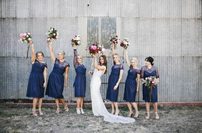 Anna Campbell's Intimate Rustic Wedding 25