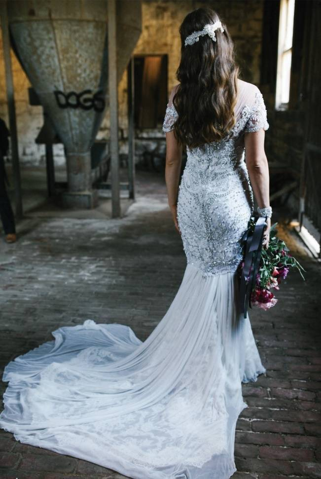 Anna Campbell's Intimate Rustic Wedding 31