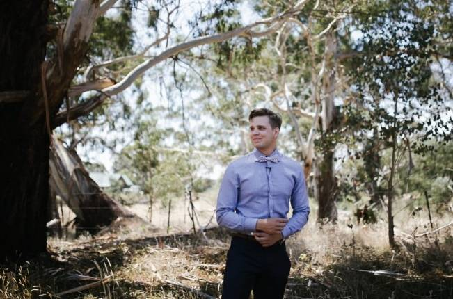 Anna Campbell's Intimate Rustic Wedding 4