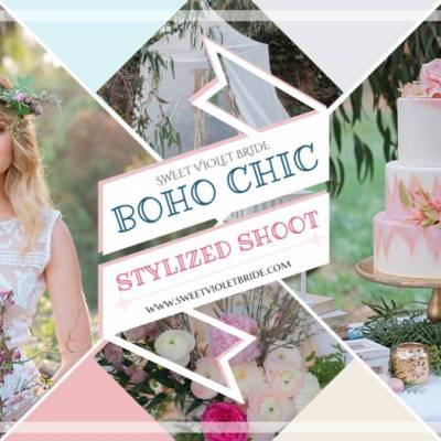 Boho Chic Stylized Shoot