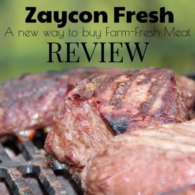 A New Way to Buy Farm-Fresh Meat — Zaycon Fresh Review