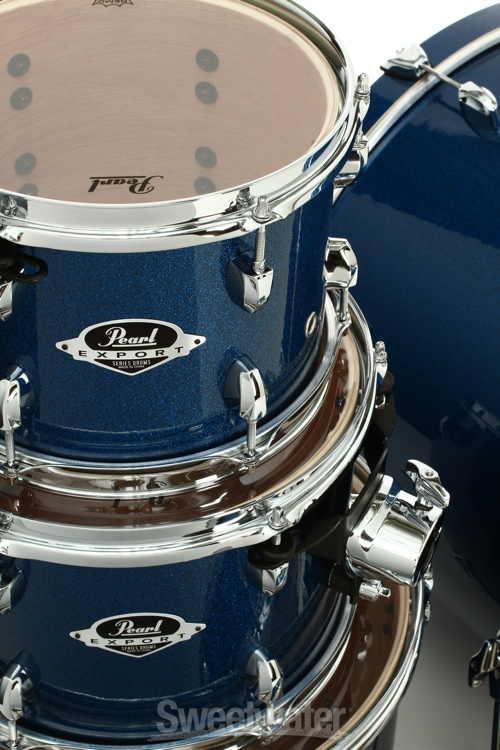 Pearl Export EXX 5-piece Drum Set with Hardware Fusion ...