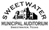 Sweetwater Municipal Auditorium Logo