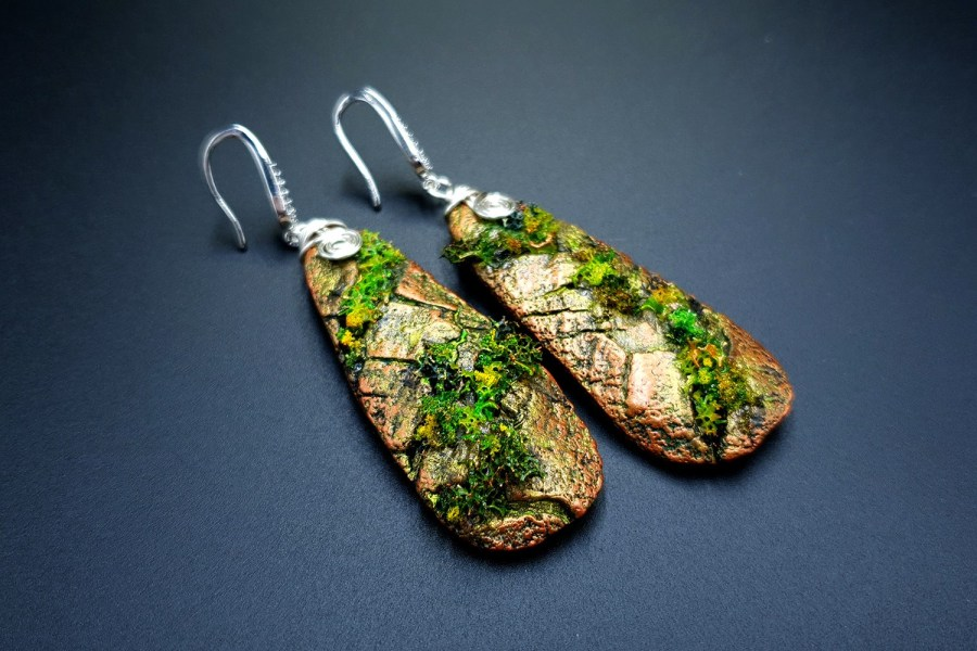 Gift of Forest Earrings 07