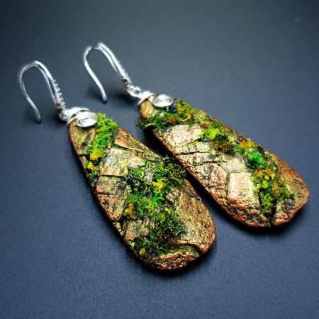 Gift of Forest Earrings