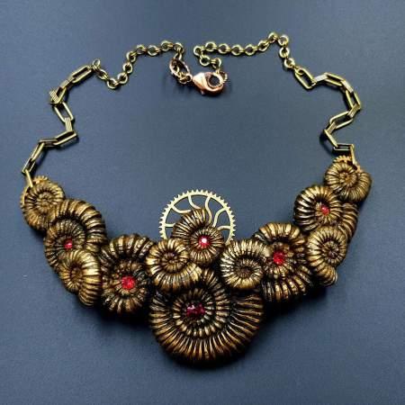 """Focilizes Treasure"" Necklace"