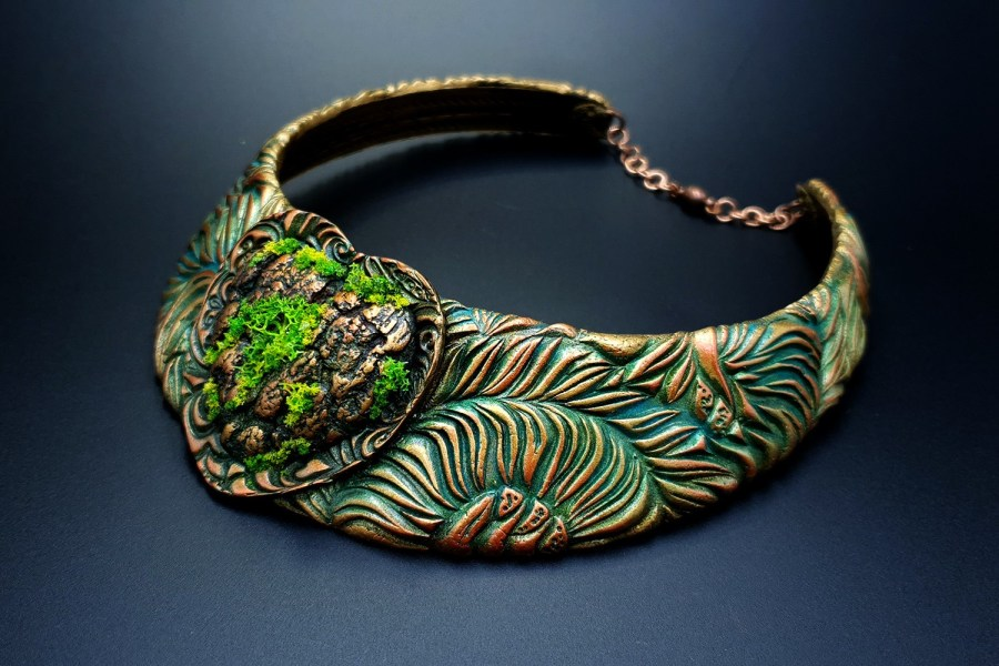 Product Forest Tresure Necklace 02