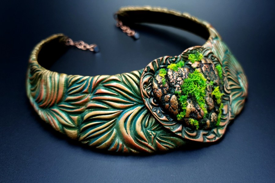 Product Forest Tresure Necklace 07