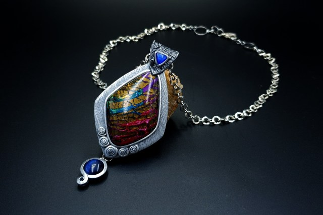 The Royal Treasure Pendant