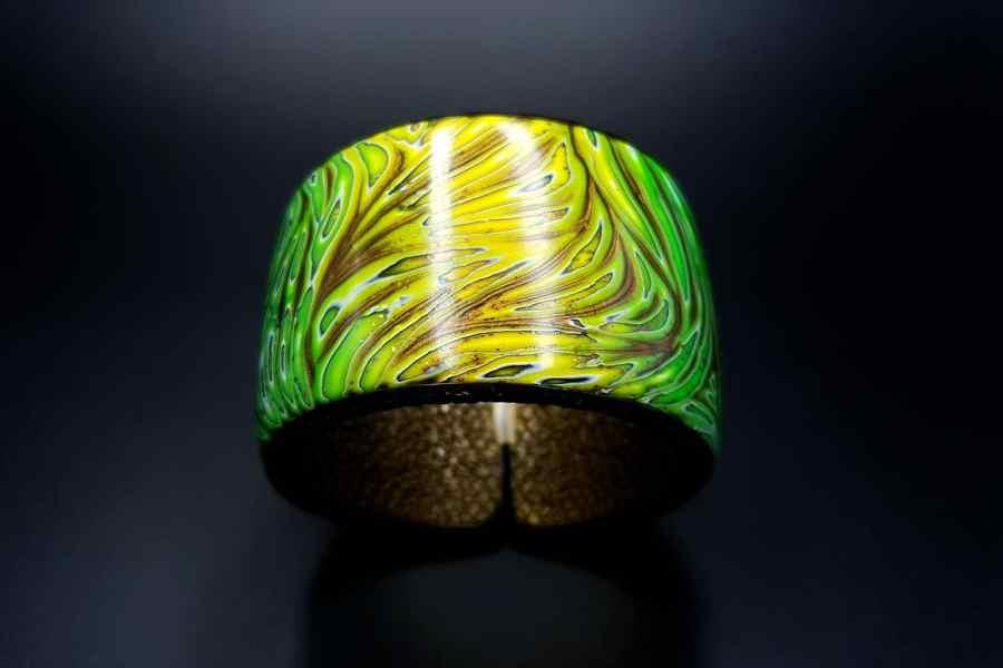 Product Tropical Bracelet Cuff 01