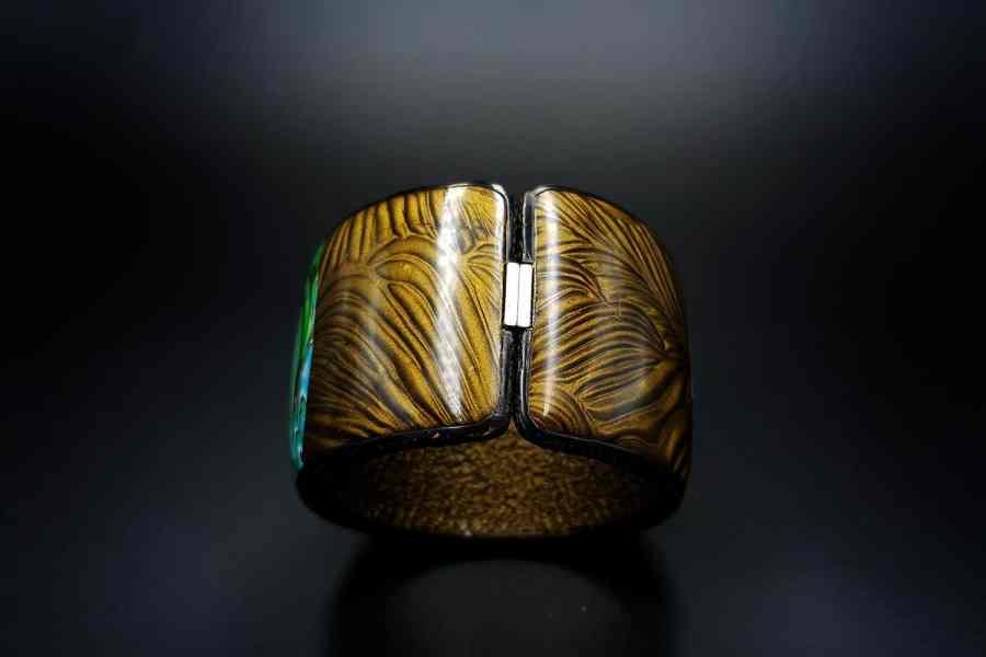 Product Tropical Bracelet Cuff 03