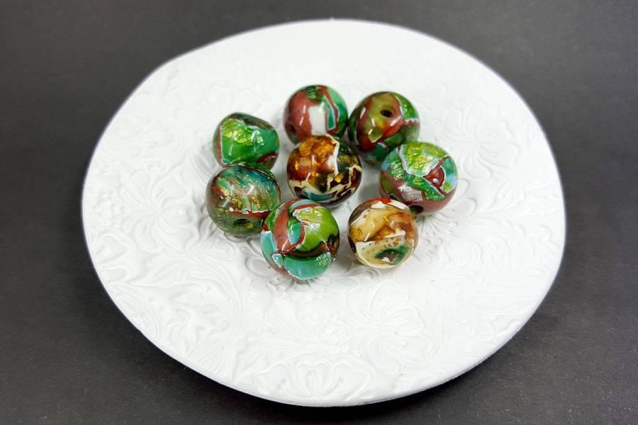 8 pcs Jade Beads p04