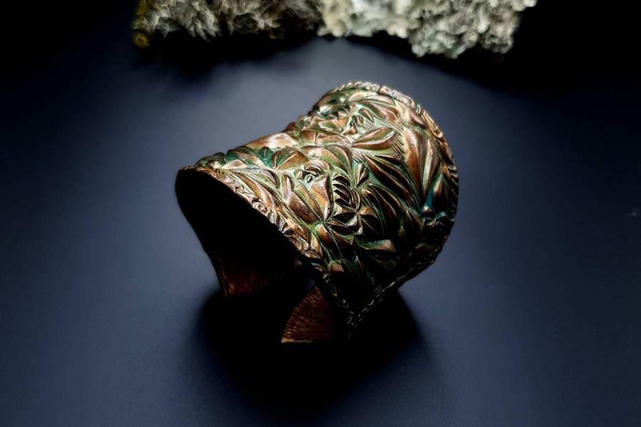 Bracelet Cuff Nature img02