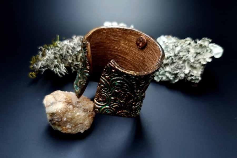 Bracelet Cuff Nature img03