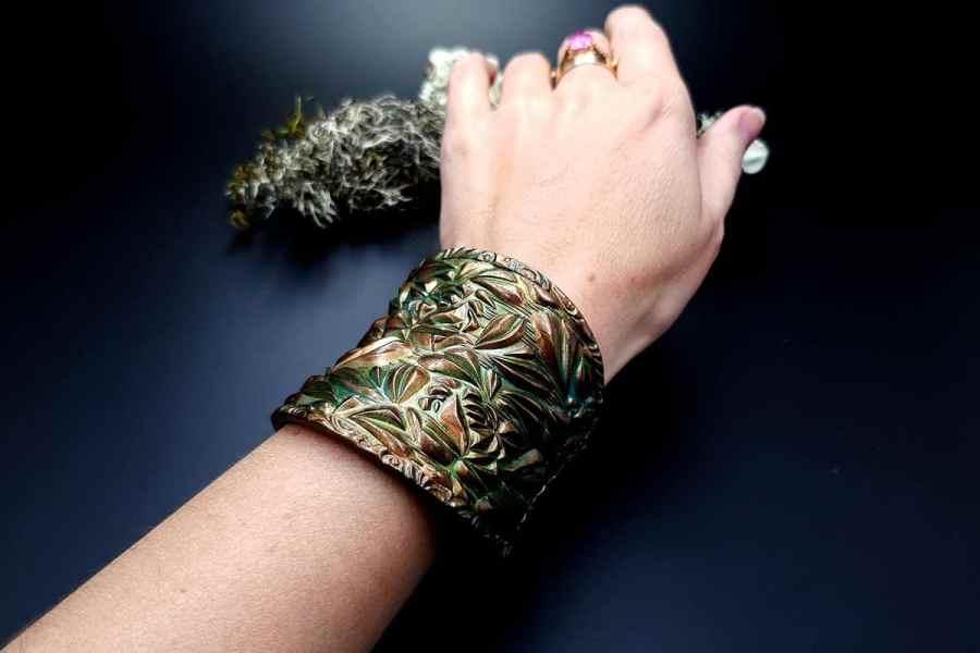 Bracelet Cuff Nature img11