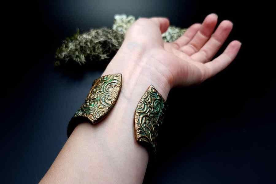 Bracelet Cuff Nature img13