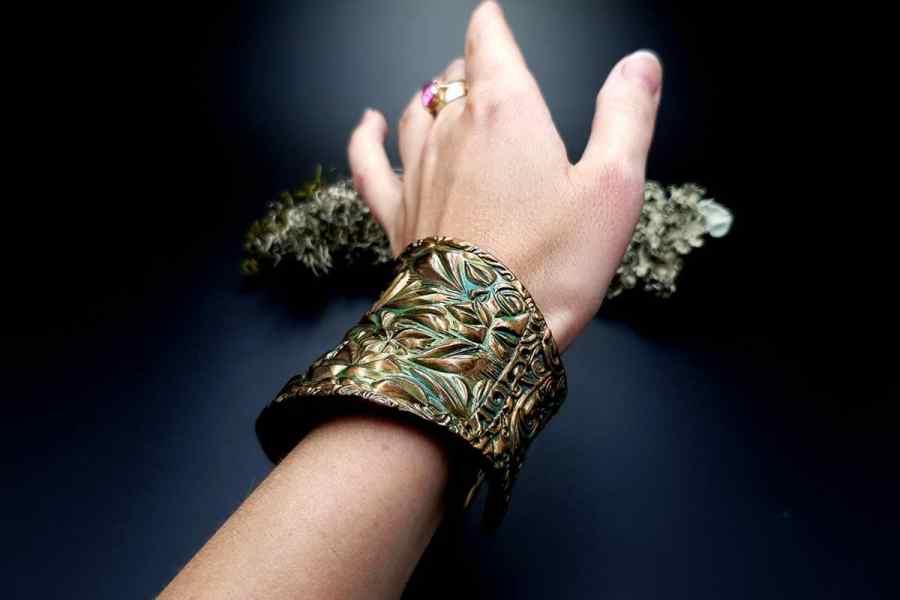 Bracelet Cuff Nature img15