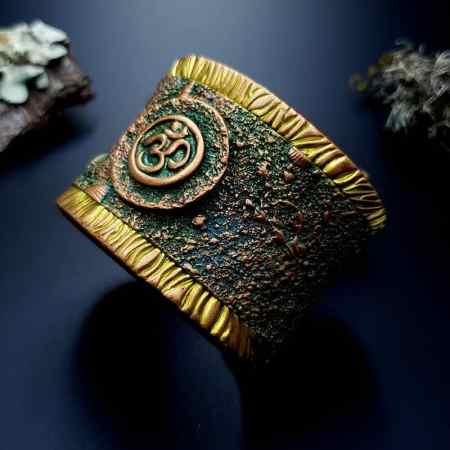 Bracelet Cuff OM