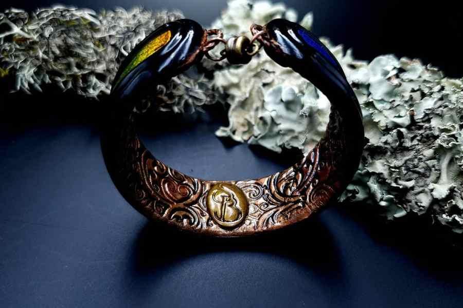Bracelet Cuff Rainbow Dreams img09