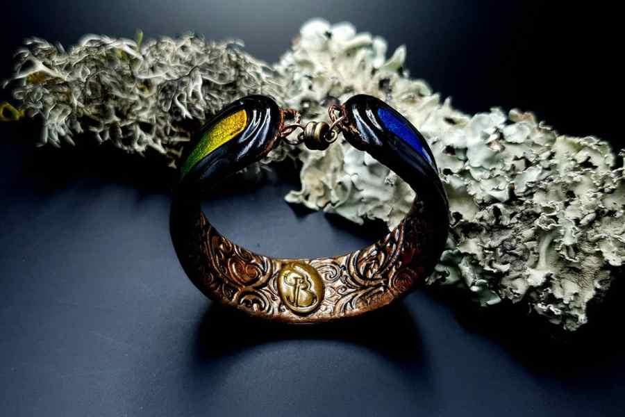 Bracelet Cuff Rainbow Dreams img10