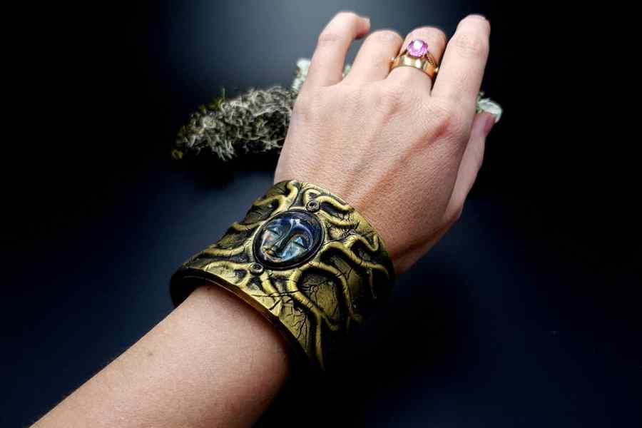 Bracelet Cuff The Goddess img11