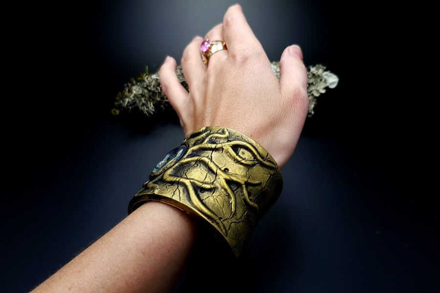 Bracelet Cuff The Goddess img12