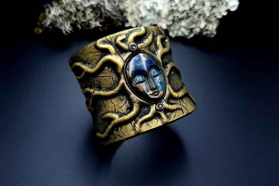 Bracelet Cuff The Goddess img17