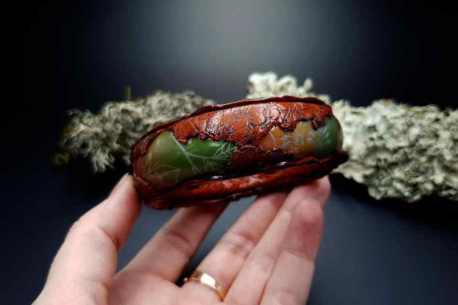 Bracelet Rusted Metal img04