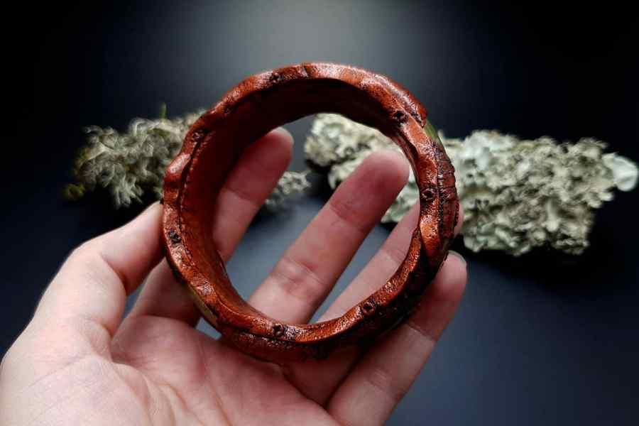 Bracelet Rusted Metal img07