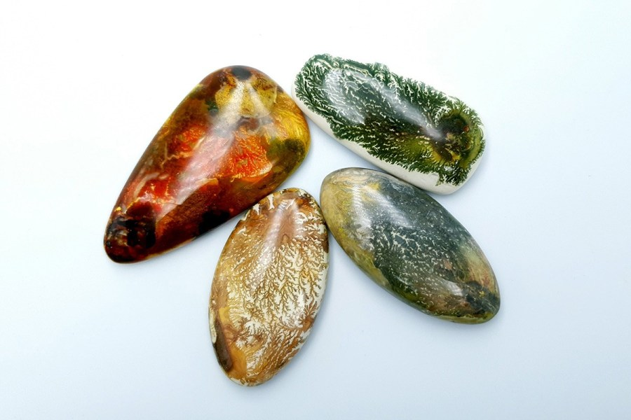 Dendritic Agate Set 02 p02