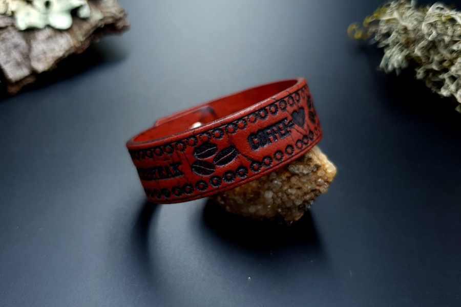 Faux Leather Bracelet 20191012_140909