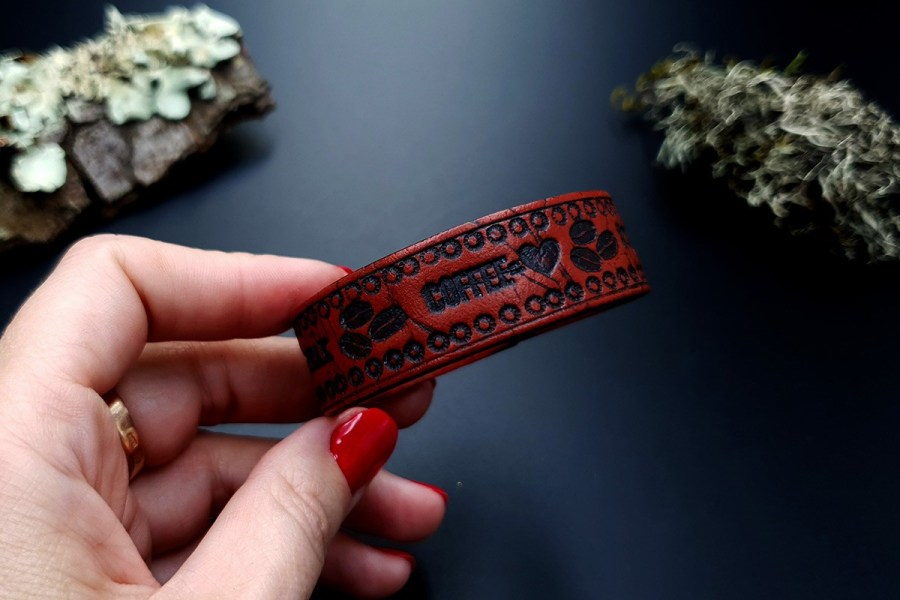 Faux Leather Bracelet 20191012_141022