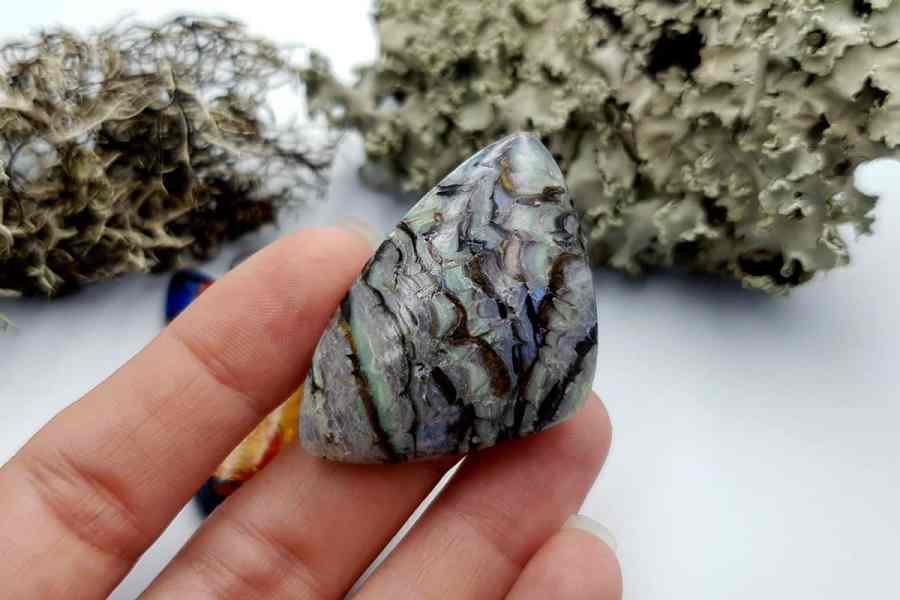 Labradorite Pietersite Stone Mix 20191006_133839