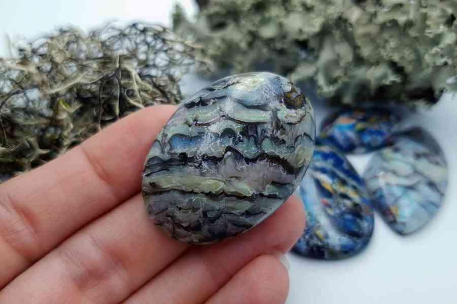 Labradorite Pietersite Stone Mix 20191006_140522