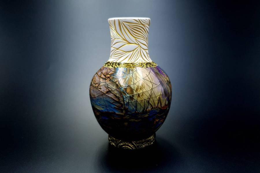 Labradorite Vase1 p19