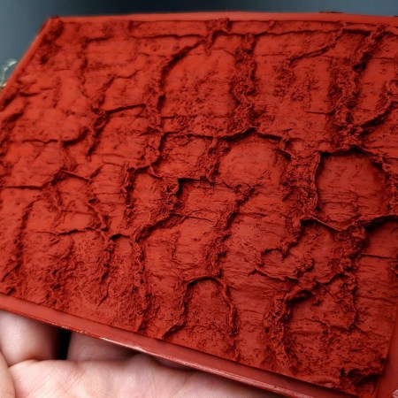 Silicone Texture Forest Tree Bark #1 – 125x90mm