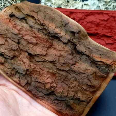Silicone Texture Pine Tree Bark – 135x90mm