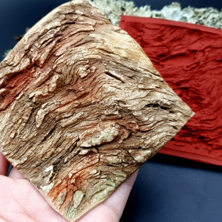 Silicone Texture Drift Wood #2 – 95x90mm