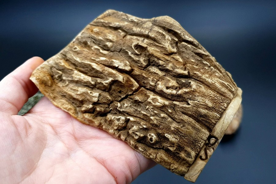 Silicone Texture Drift Wood #3 - 120x80mm 2