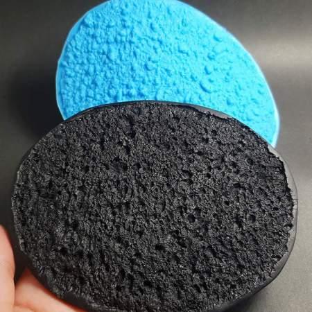 Silicone Texture Lava Stone – 140x92mm