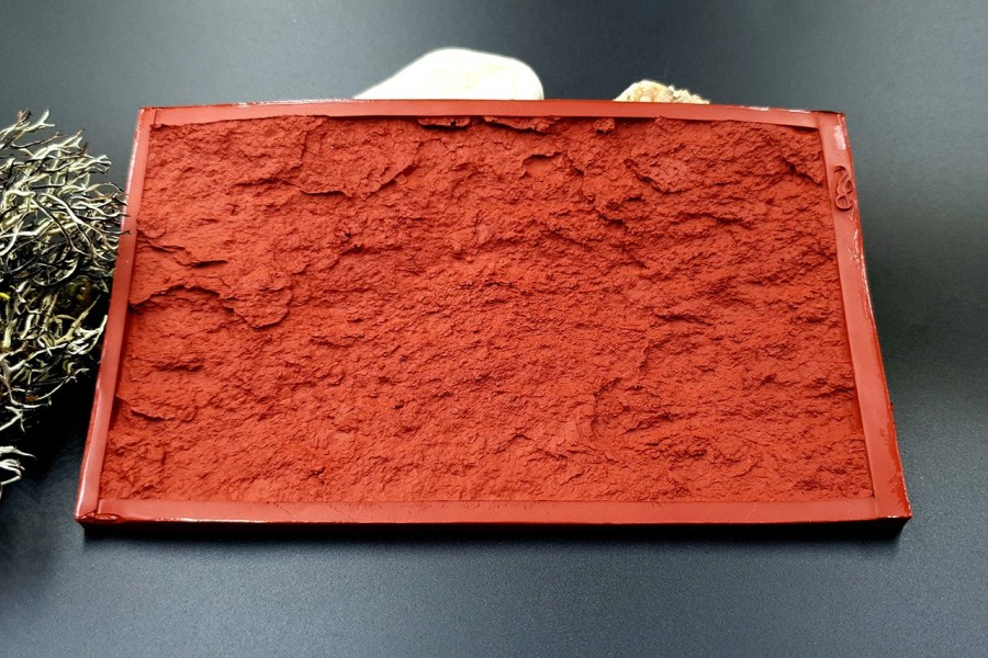 Silicone Texture Sea Mountain Rock - 80x135mm 7