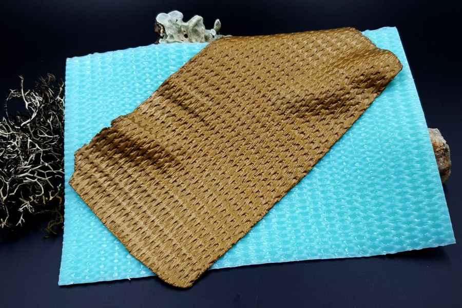 Silicone Texture Weaving Grain #1 - 180x120mm 1